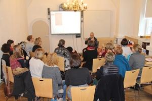Workshop zum 18. Symposium mit Walter Kern