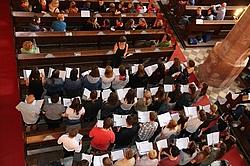 Kammerchor des Diesterweg-Gymnasiums Plauen