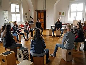 Workshop mit Axel Schüler