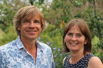 Christiane Hein und Henno Kröber
