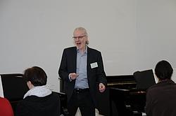 Workshop mit Rainer Lautenbach