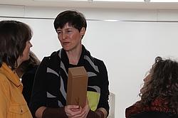 Christin Werner, Mitorganisatorin