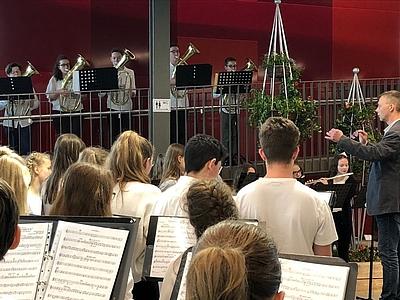 Orchester des Gymnasiums Dresden Cotta - Thomas Köckritz