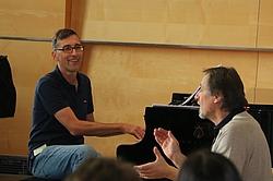 Gerhard Reiter und Markus Detterbeck