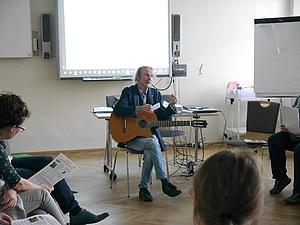 Workshop mit Björn Tischler
