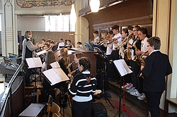 Bläserensemble Goethe-Gymnasium Bischofswerda