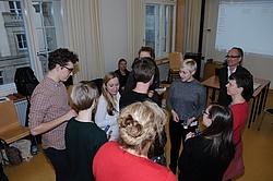 Workshop mit Wolfgang Junge