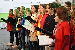Kinderchor des Romain-Rolland-Gymnasiums Dresden
