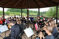 Sinfonisches Blasorchester Bläserklasse der 56. Oberschule Dresden