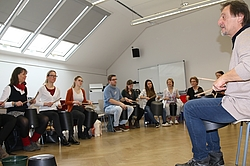 Workshop mit Gerhard Reiter